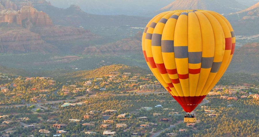 10 Romantic things to do in Sedona