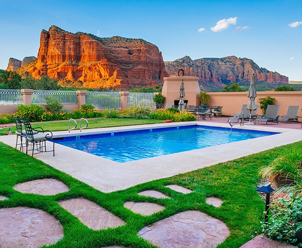 The best bed and breakfast in Sedona
