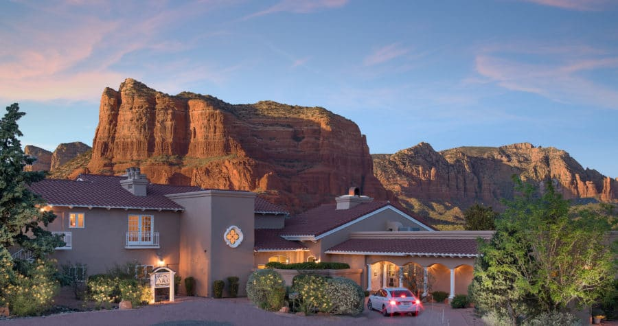 Visit the Mariposa Restaurant in Sedona