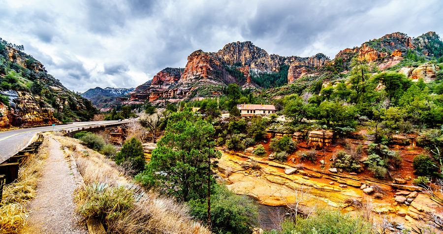 See the Fall Colors in Sedona's Oak Creek Canyon Scenic Drive