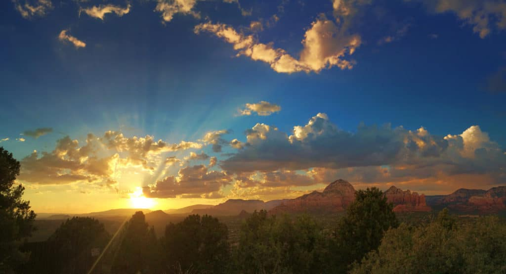 The most romantic things to do in Sedona